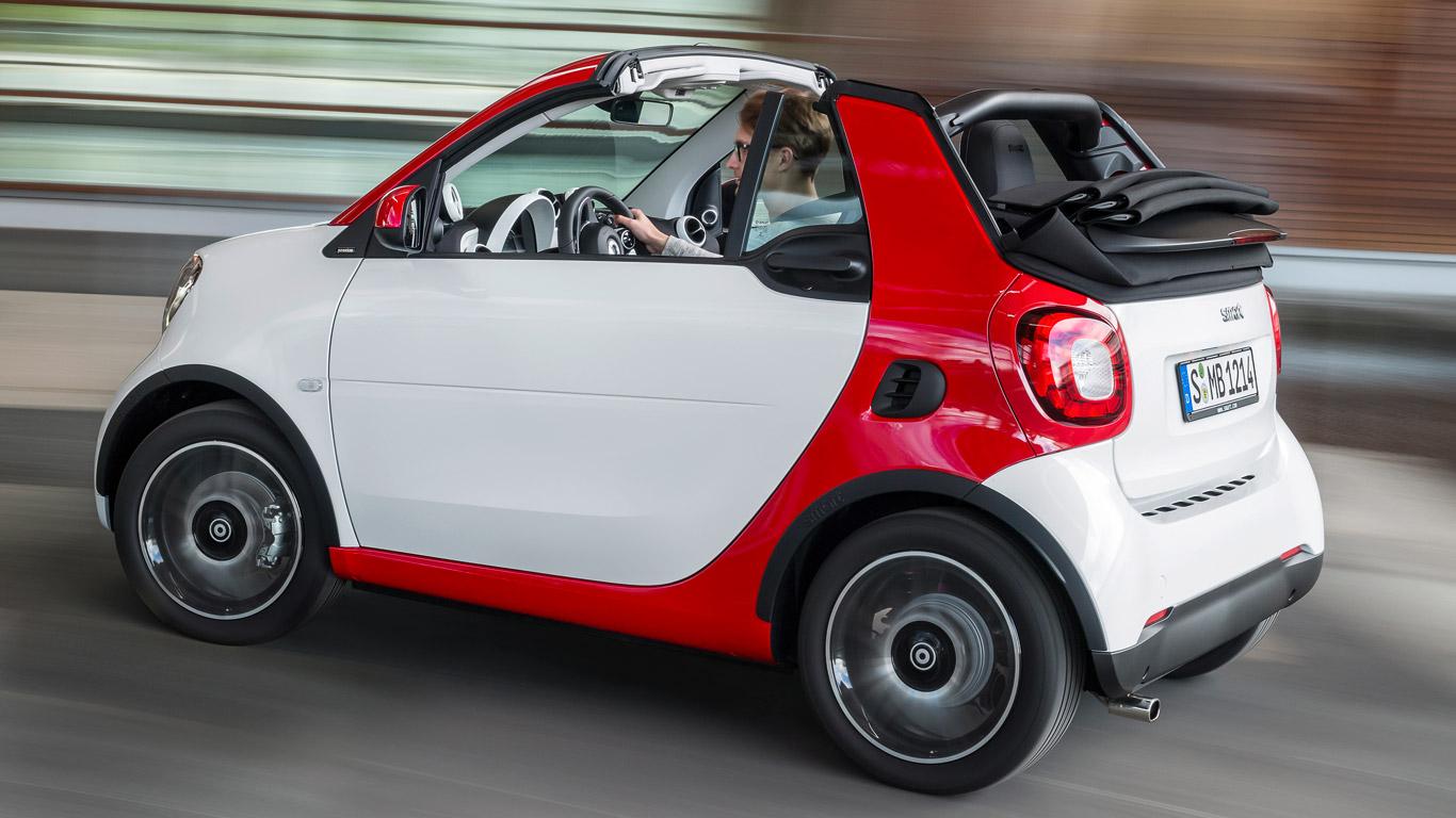 Smart Fortwo Cabrio 1.0 71
