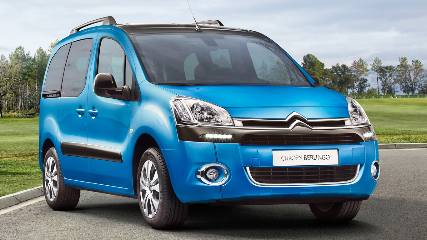Citroen Berlingo Multispace 1.6 BlueHDi 75