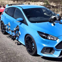 It will feature a Ford Focus RS