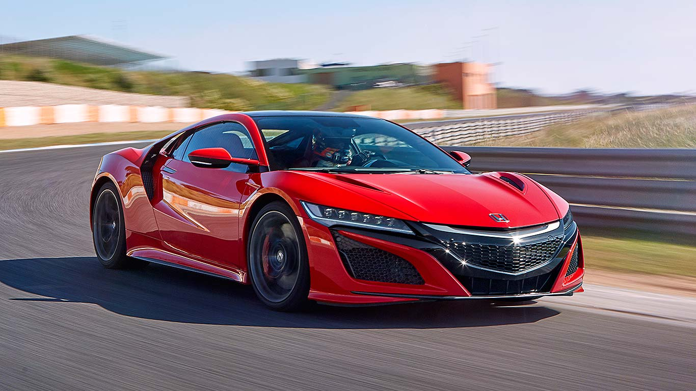 2016 honda nsx review the world 39 s most high tech sports car driven at last motoring research. Black Bedroom Furniture Sets. Home Design Ideas
