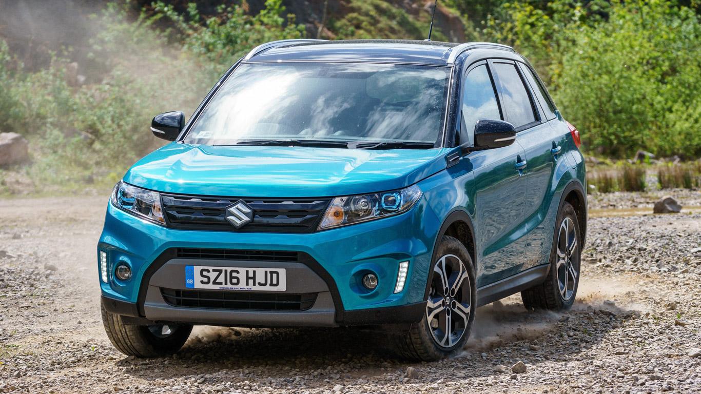 Suzuki Vitara SZ4: £199 a month