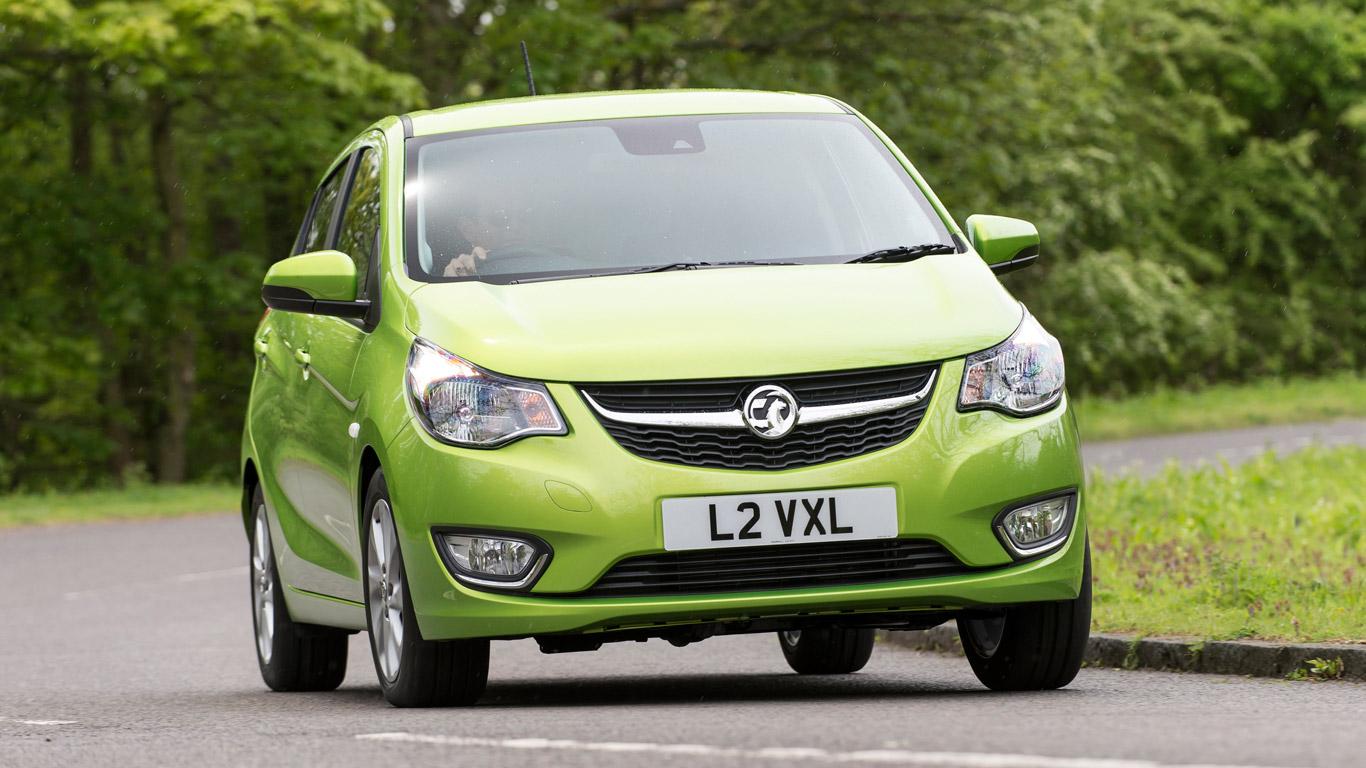 Vauxhall Viva SE: £129 a month