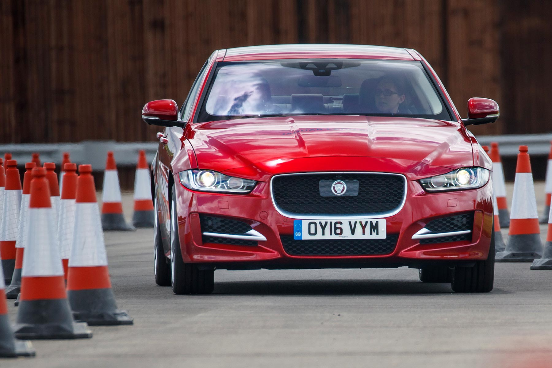 Jaguar Land Rover to start UK real-world autonomous car ...
