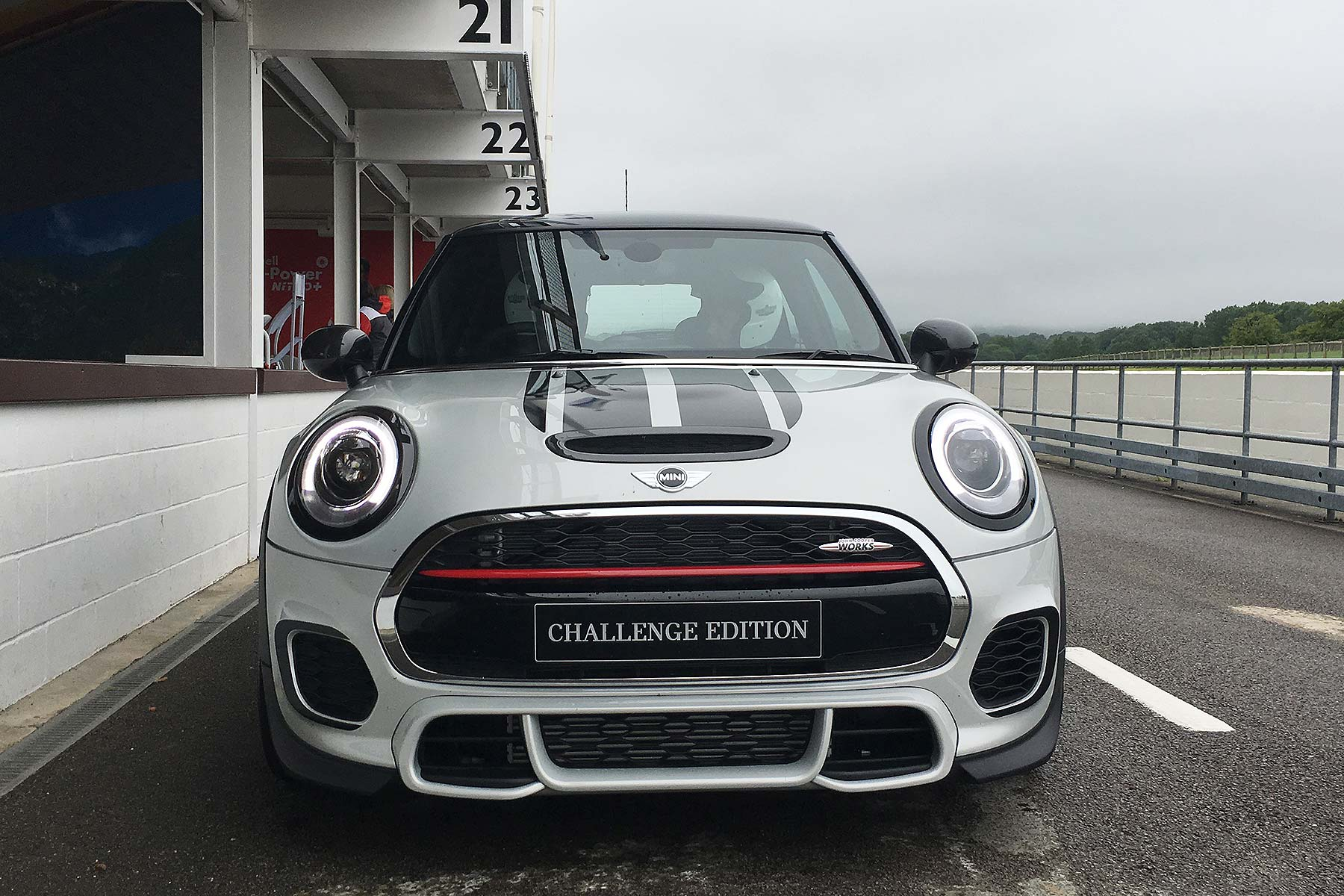 2016 mini john cooper works challenge review first drive motoring research. Black Bedroom Furniture Sets. Home Design Ideas