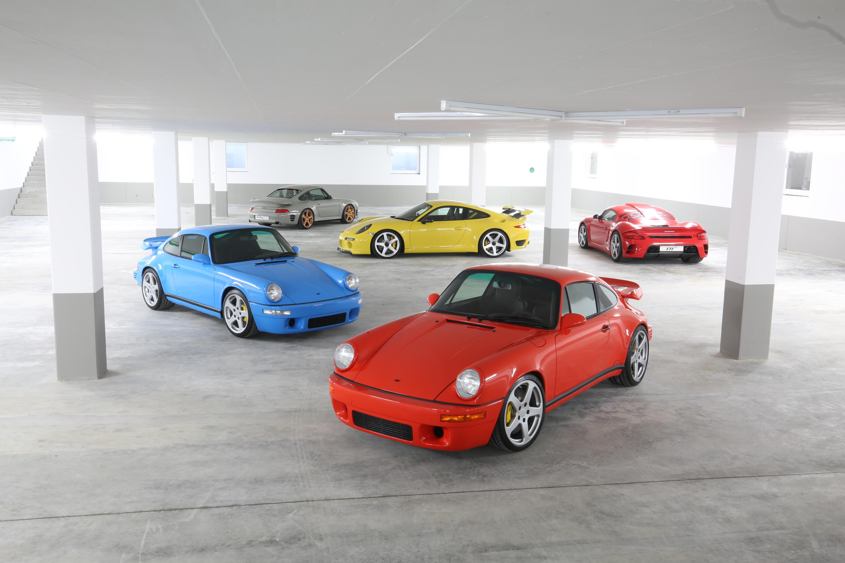 RUF Porsche now officially on sale in UK | Motoring Research