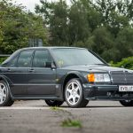 Rare Mercedes-Benz 190E Evo II set to make £220,000 at auction
