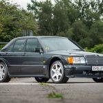 Rare Mercedes-Benz 190E Evo II set to make £220,000 at auction