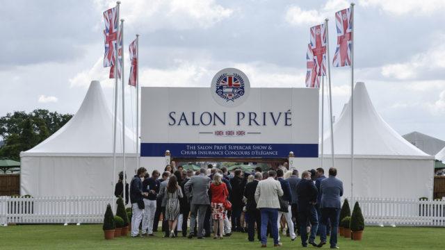 Salon Privé Concours d'Elegance 2016 preview
