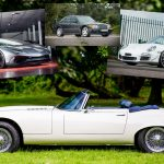 Hold your horses: Boycie's E-Type headlines the Salon Prive sale