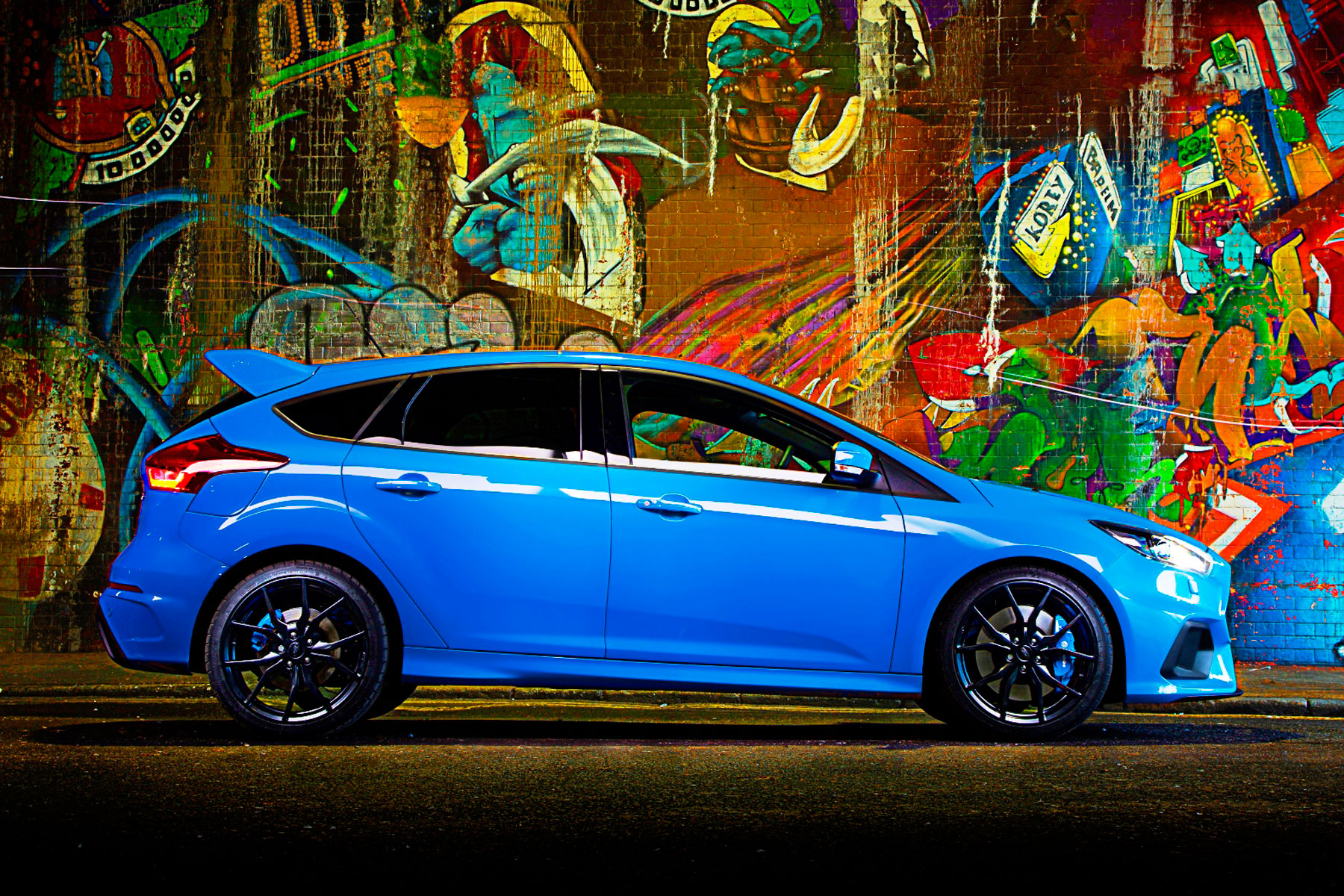 Ford Focus RS too slow? Mountune has a performance pack for that