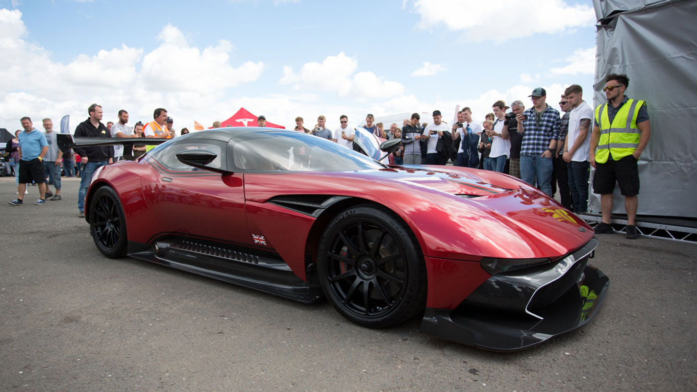 In Pictures The Cars Of The Fast Car Festival Motoring - Fast car photo