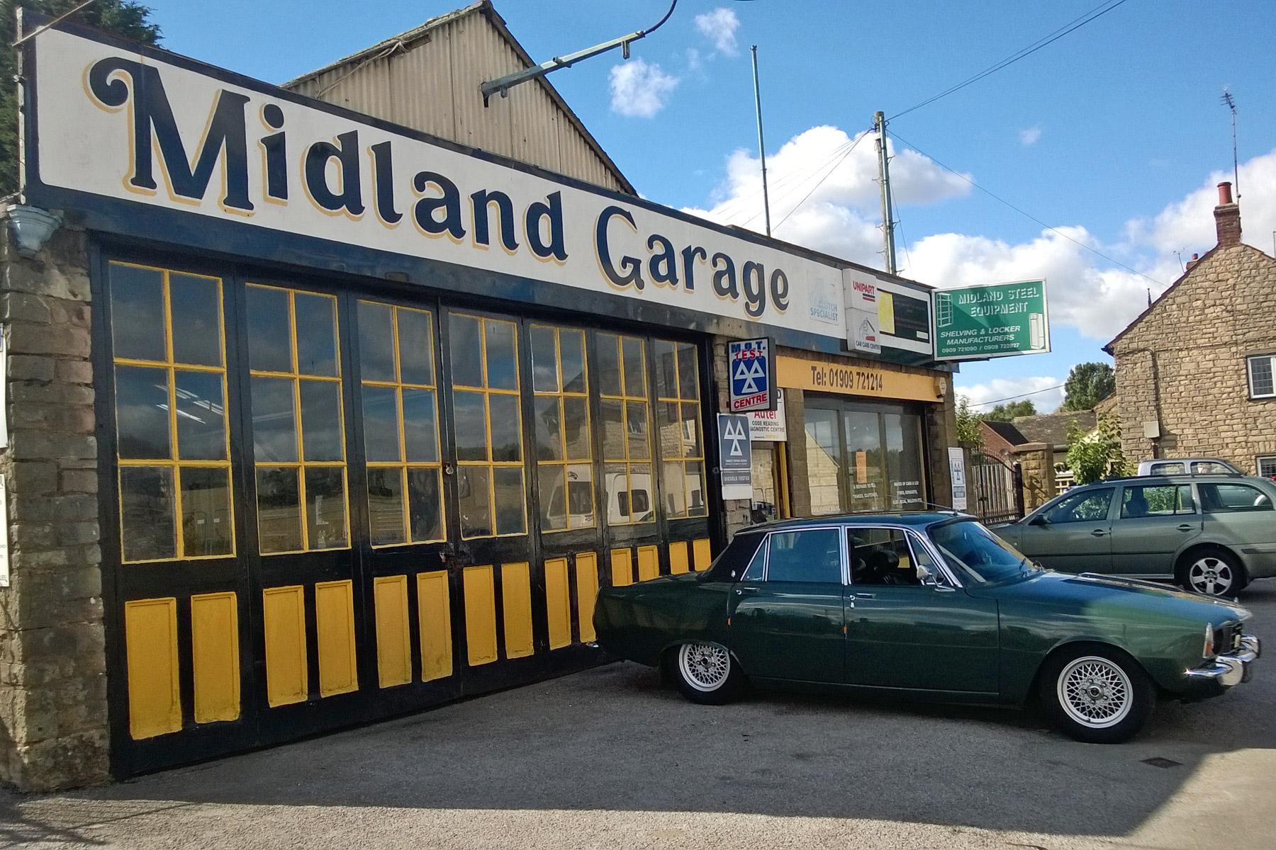 4: Use a specialist garage