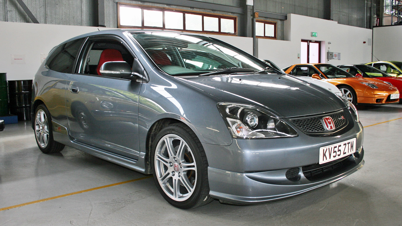 Honda Civic Type R (2005)