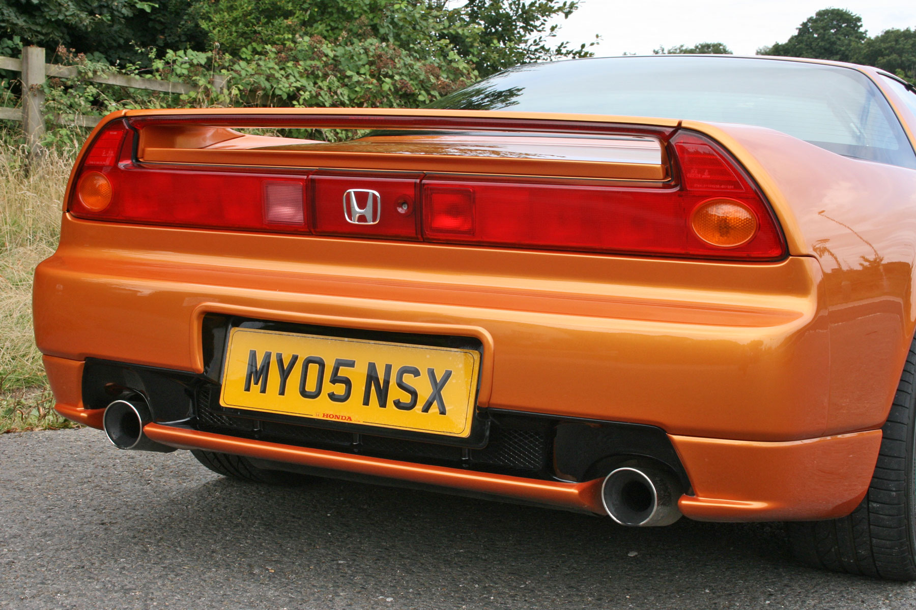 Honda Nsx Retro Road Test Motoring Research