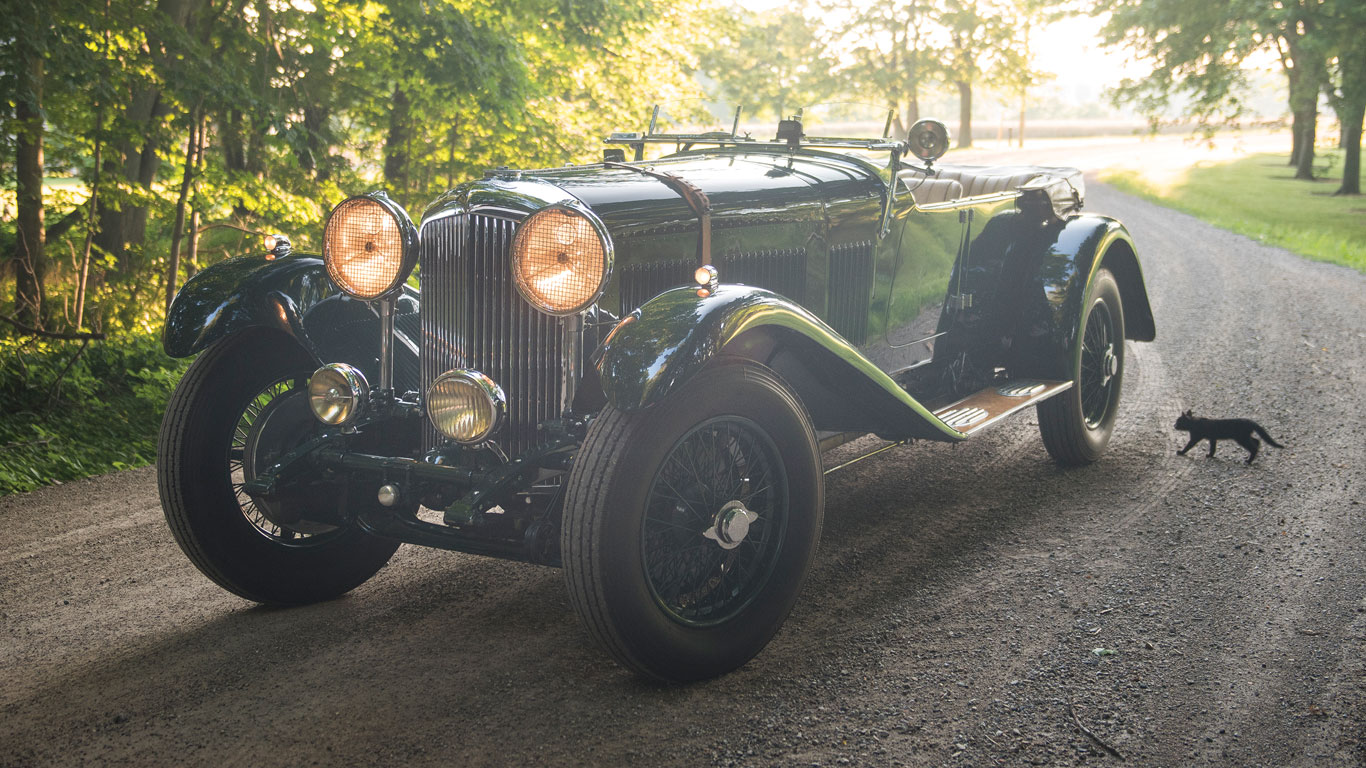 Bentley 8-Litre Tourer: $2,500,000 – $3,000,000 (£1,925,000 – £2,300,000)