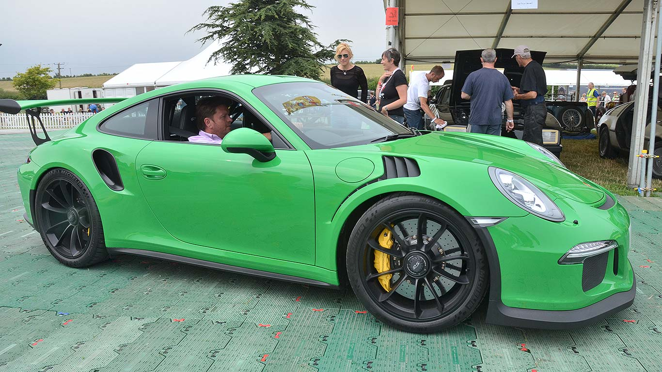 In pictures: Chris Evans' CarFest South 2016