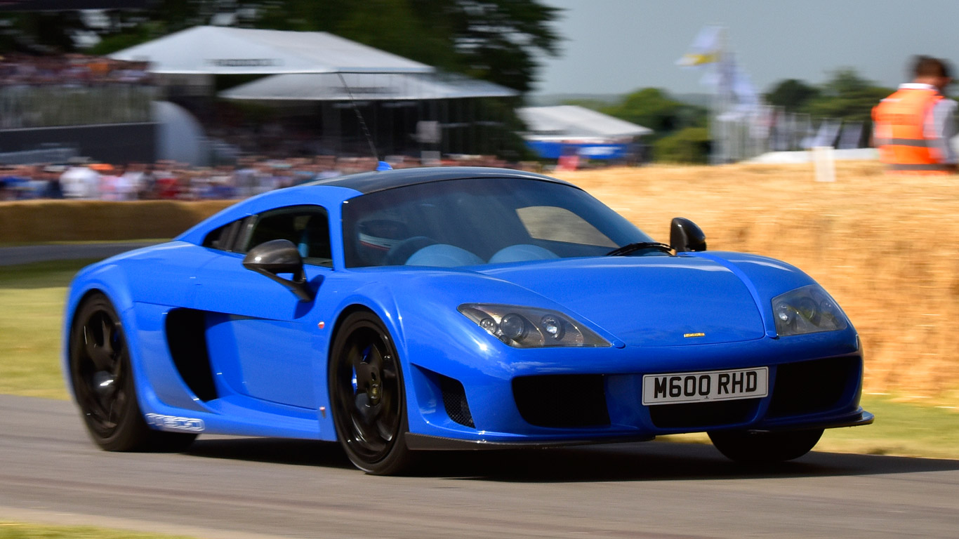 Noble M600 - 3.0 seconds
