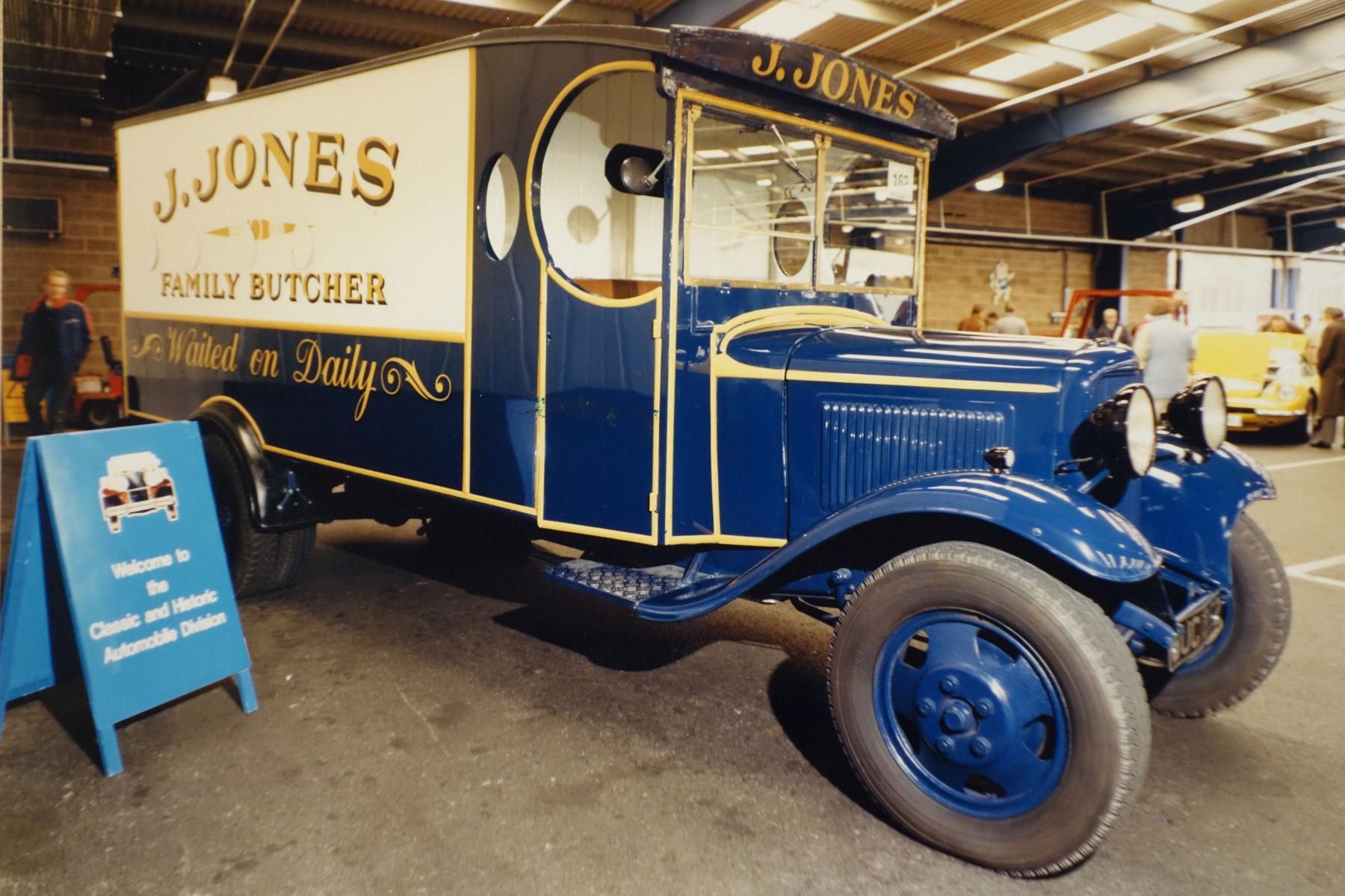 8: Jonesy's Van