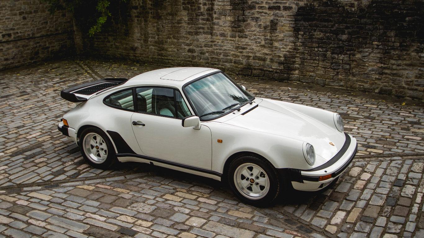 Porsche 911 (930) Turbo: £110,000 - £130,000