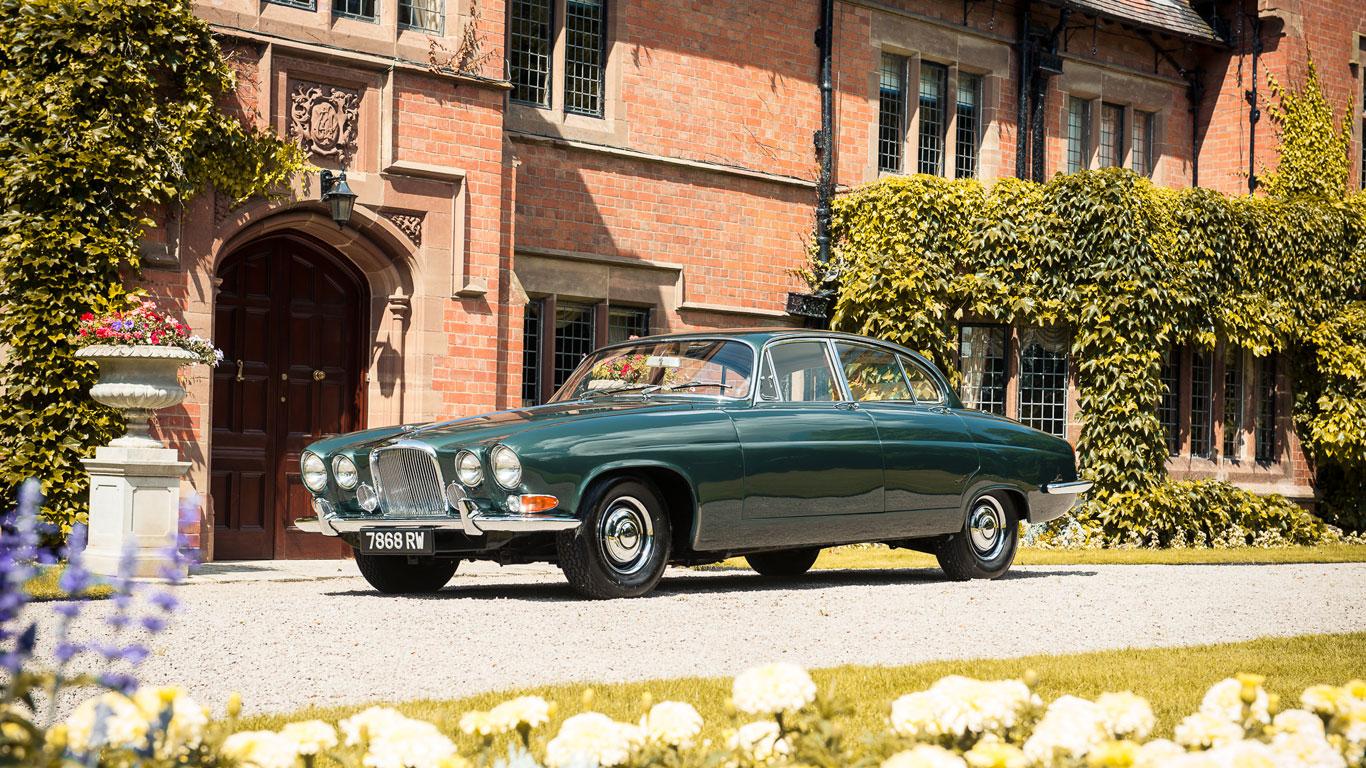 Jaguar MkX 3.8-litre: £75,000 - £100,000