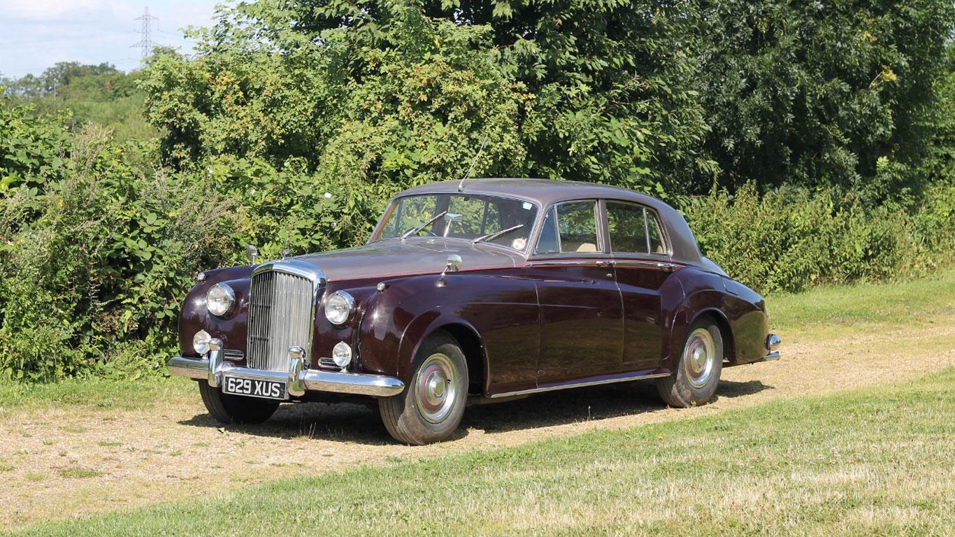 Bentley S2: £16,000 - £20,000