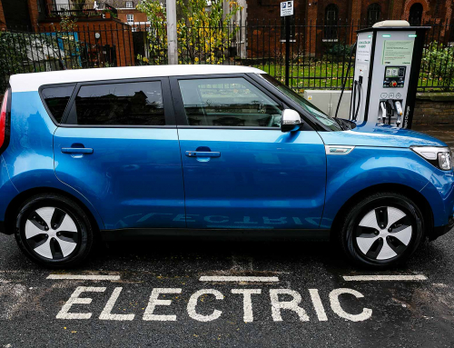 Electric car sales still growing fast in UK
