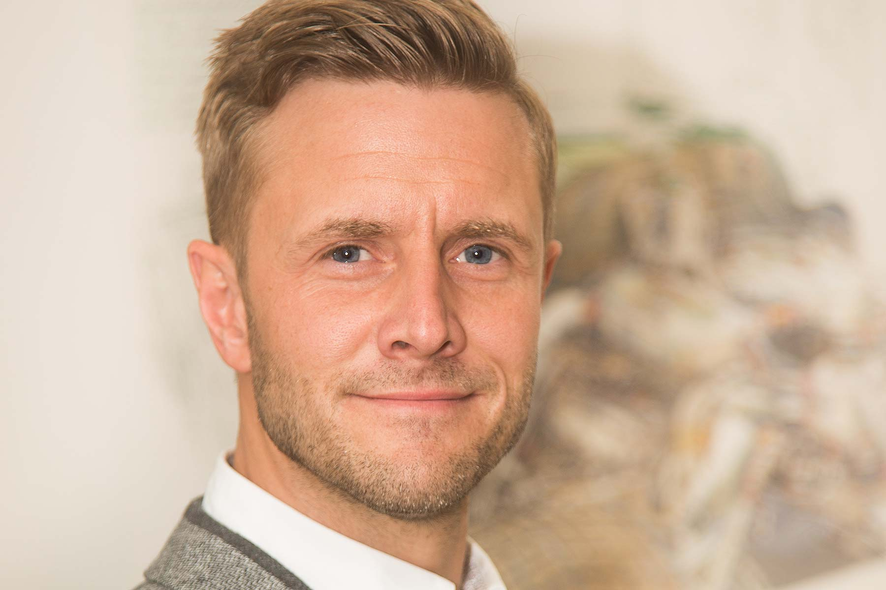 John Paul Gregory, head of exterior design, Bentley Motors