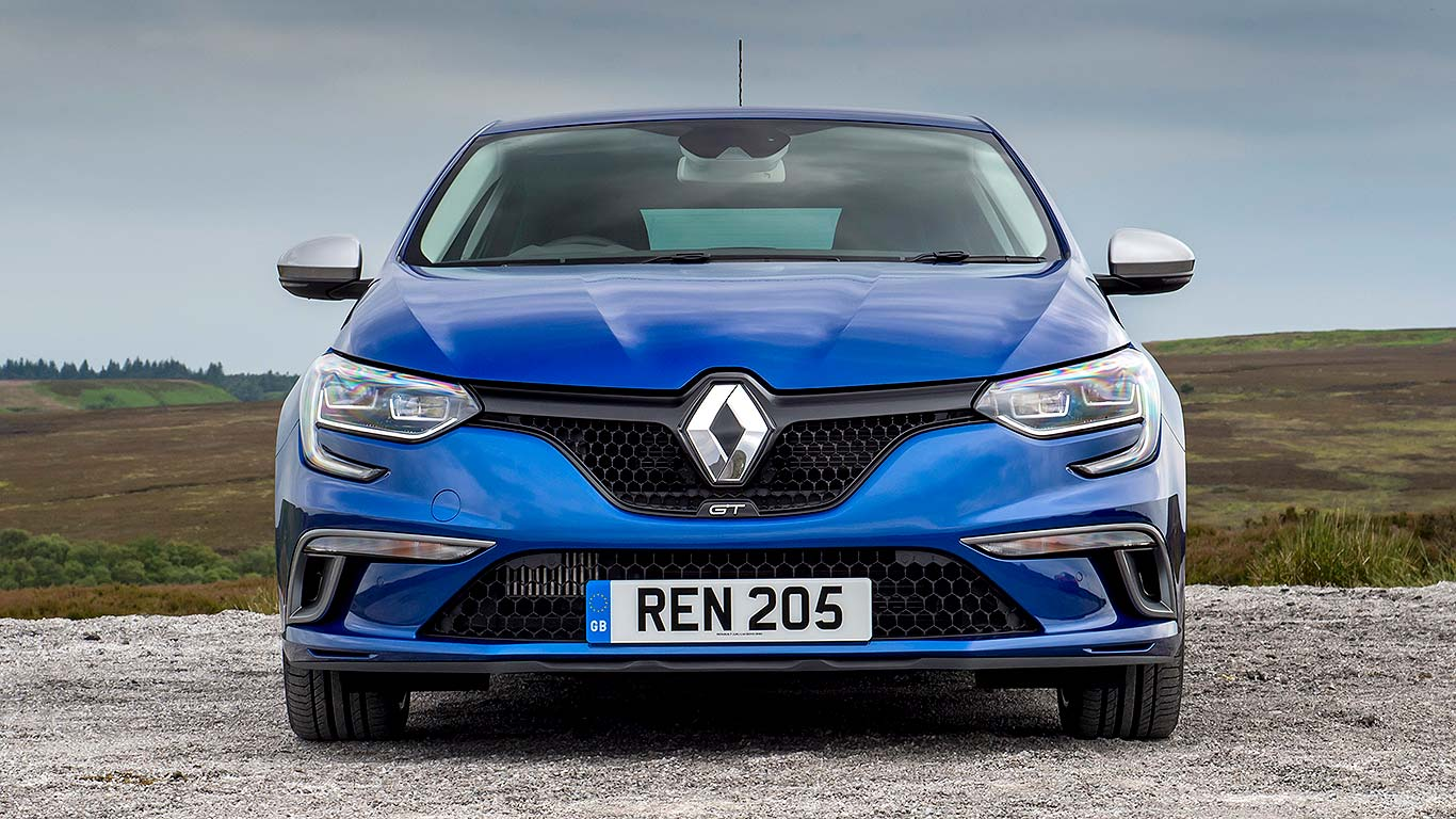renault megane 1 6 tce 205 gt nav 2016 review motoring research. Black Bedroom Furniture Sets. Home Design Ideas