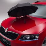 Skoda Octavia umbrella