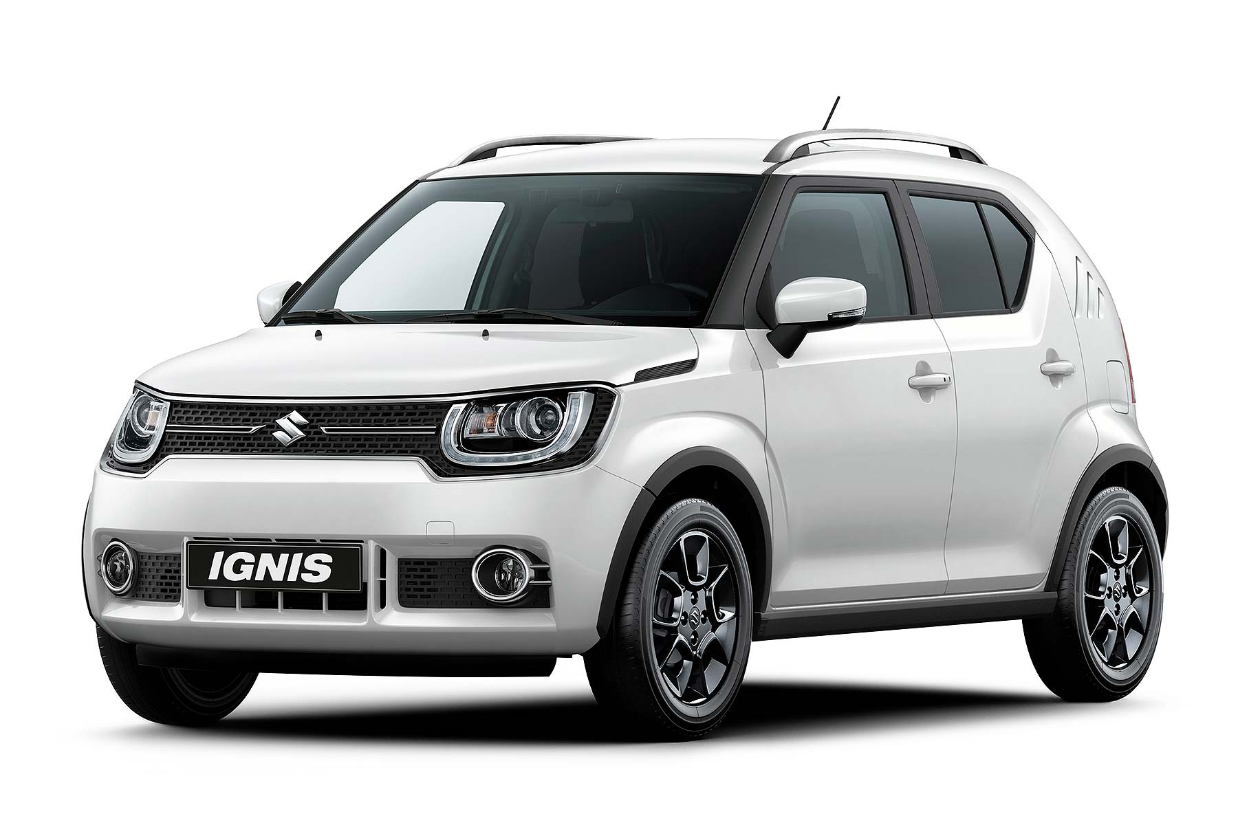suzuki ignis revised s cross confirmed for paris 2016 motoring research. Black Bedroom Furniture Sets. Home Design Ideas