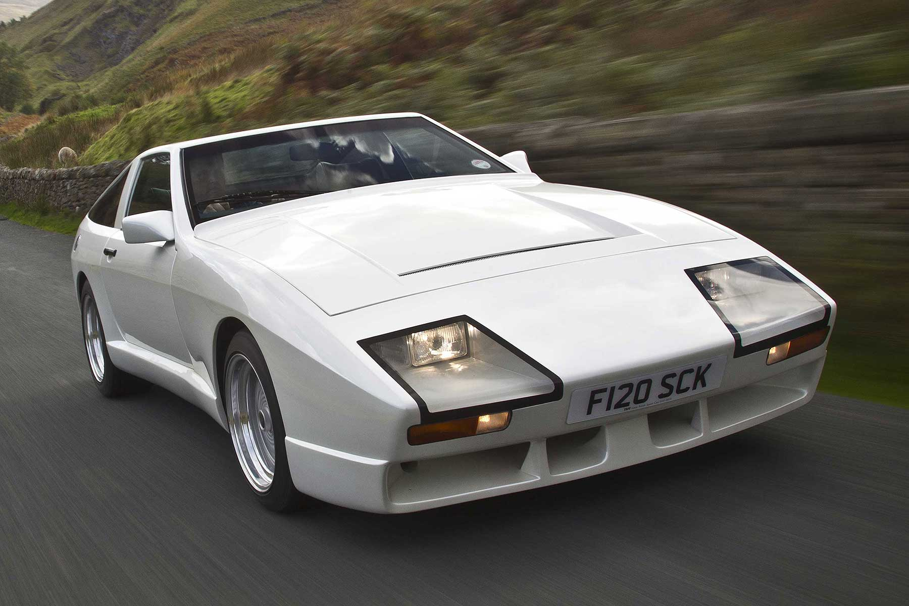 TVR White Elephant