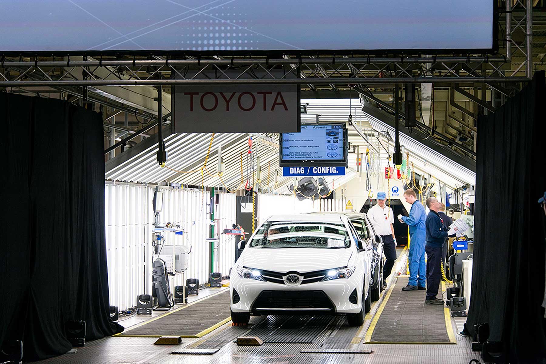 Toyota Burnaston