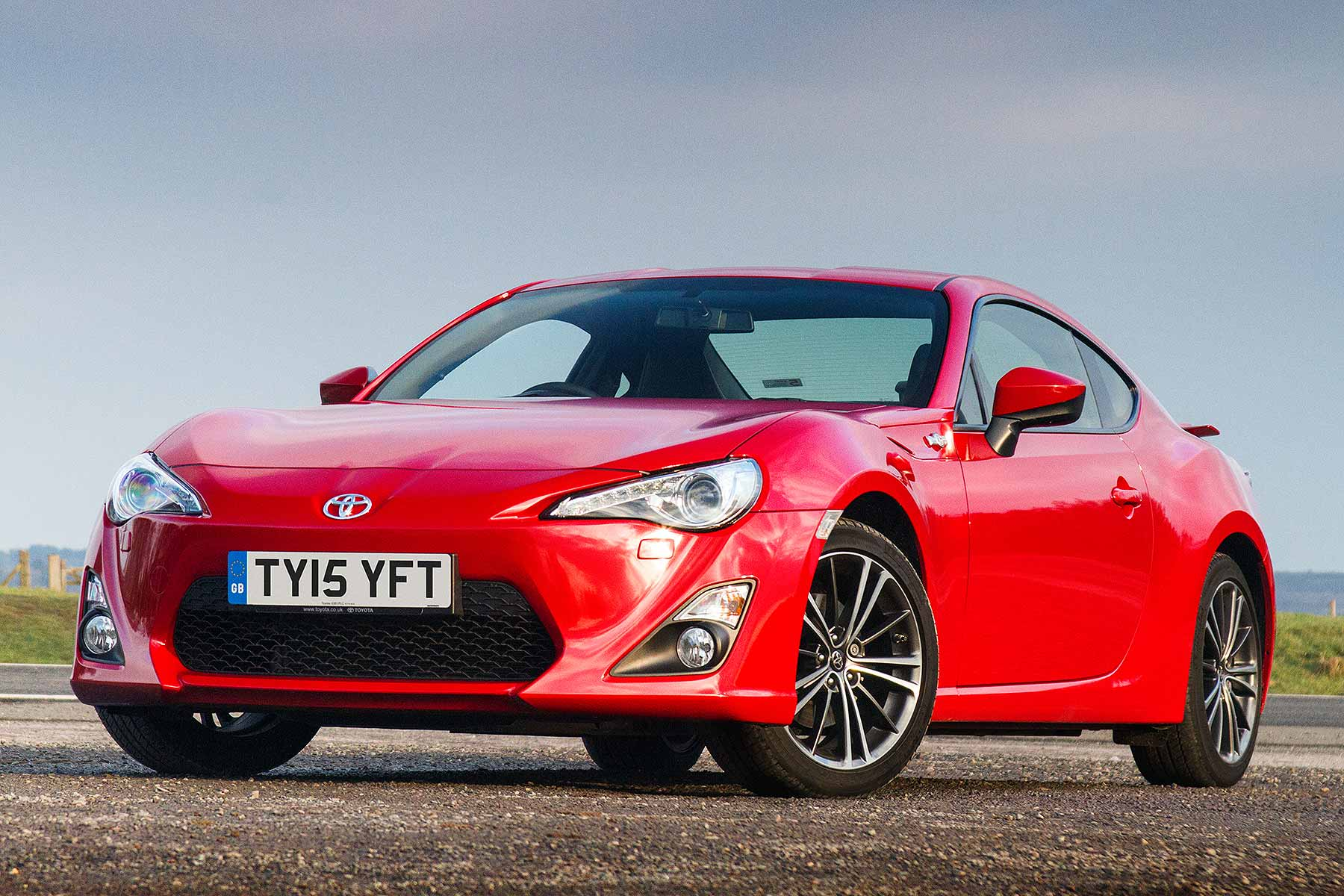 toyota is recalling the gt86 for a steering fault motoring research. Black Bedroom Furniture Sets. Home Design Ideas