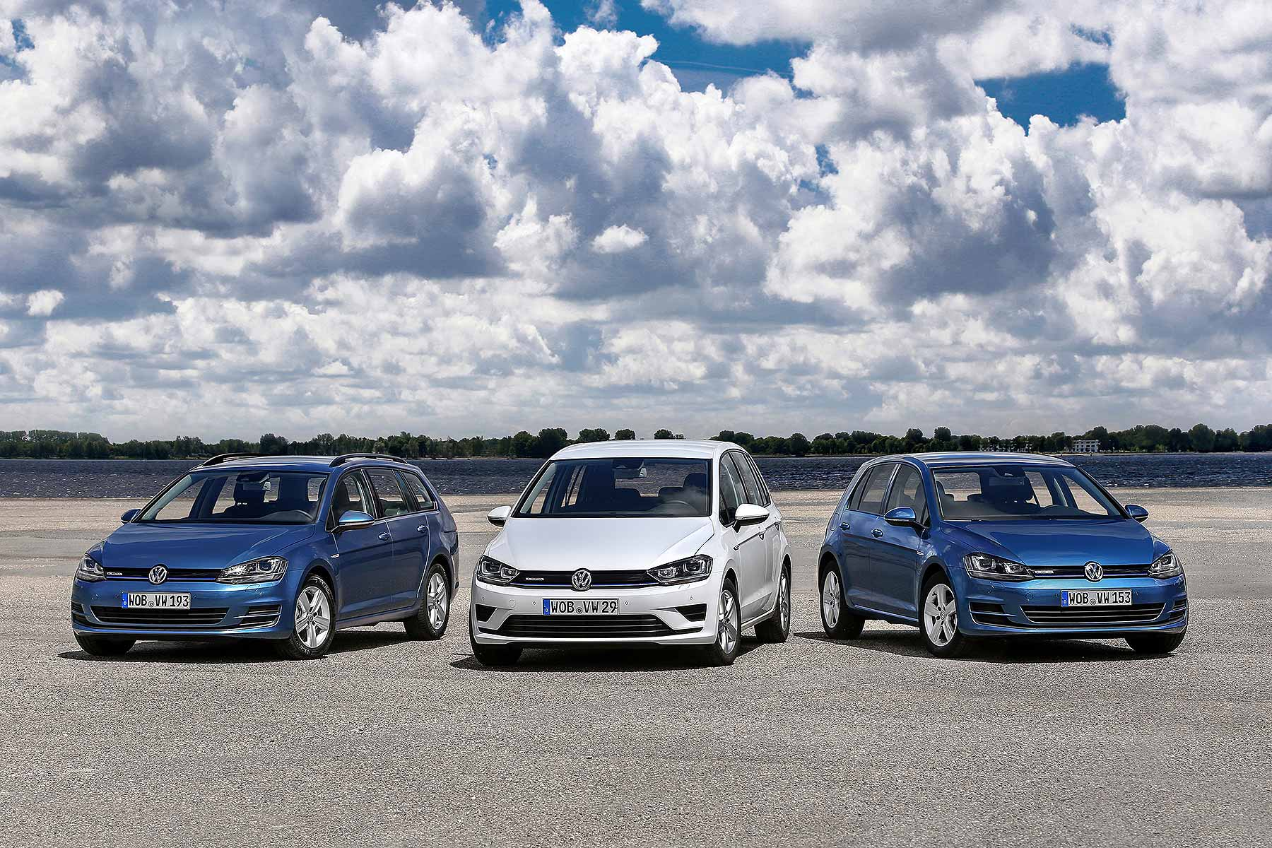 Volkswagen TSI range to get GPF filters