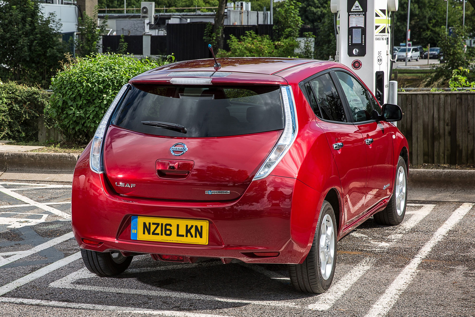 There could be more electric car chargers than petrol stations by 2020