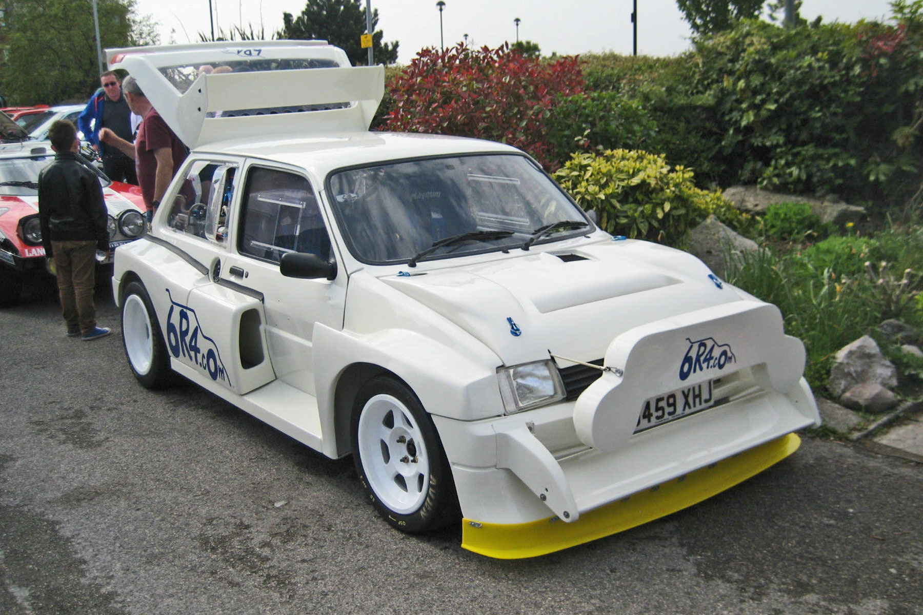 Colin McRae\'s Metro on eBay for £350,000 | Motoring Research
