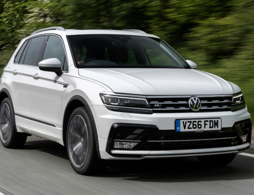 Buy a new Volkswagen Tiguan for £229 a month