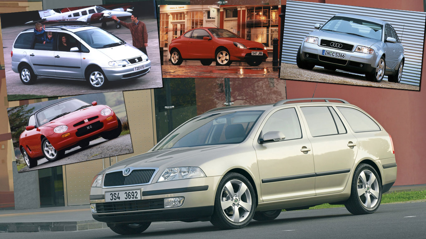 Bangers, no cash: budget cars for £1,500