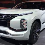 Mitsubishi GT-PHEV concept revealed at Paris Motor Show 2016