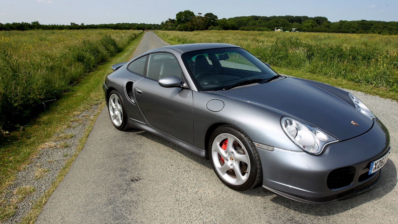 porsche 996 turbo review retro road test motoring research. Black Bedroom Furniture Sets. Home Design Ideas