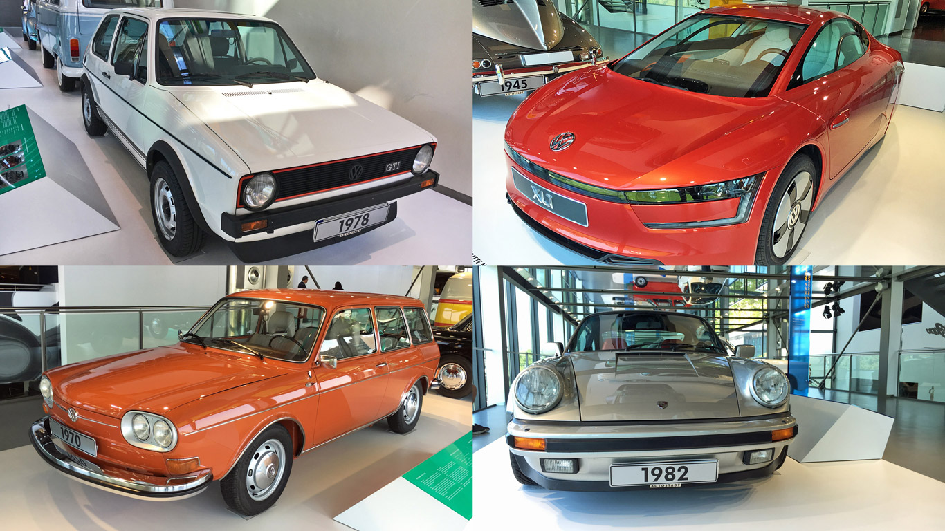 Inside Zeithaus: Volkswagen's incredible car collection