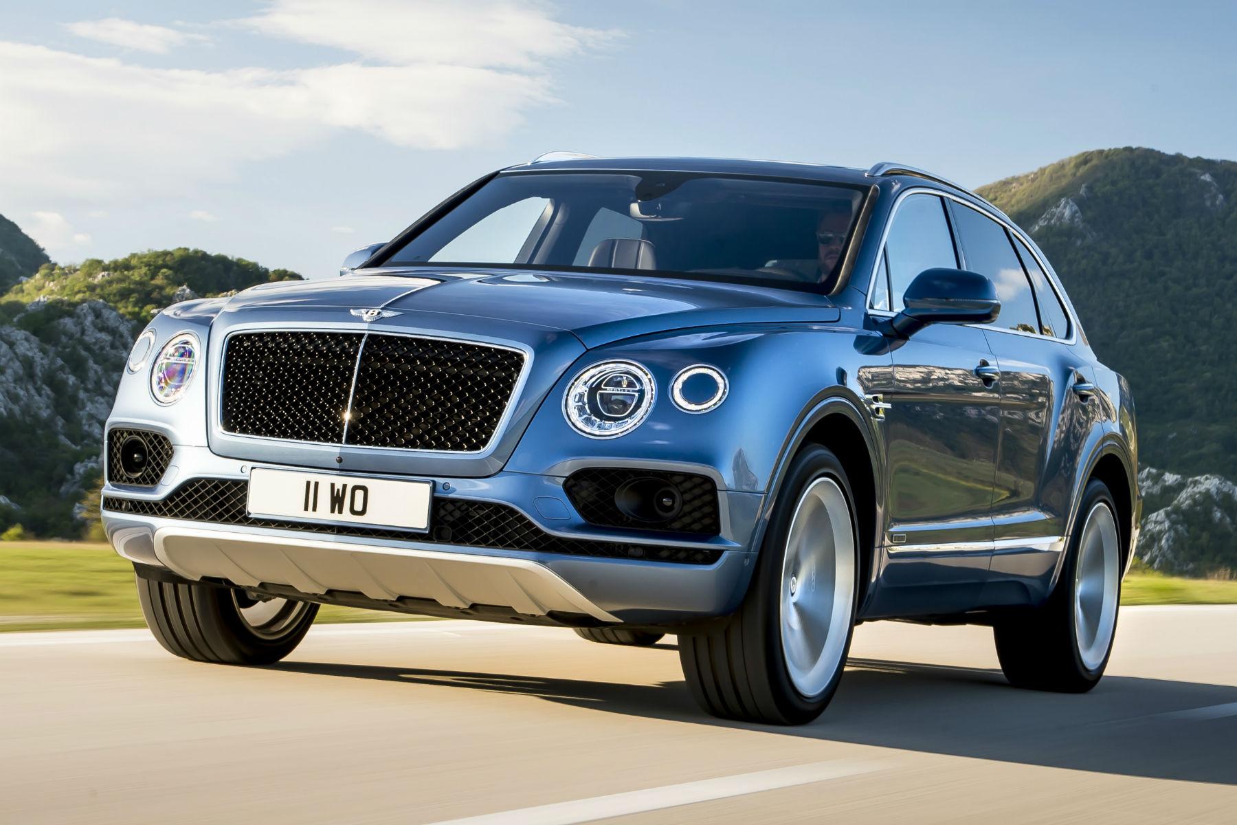 Haters gonna hate: Bentley reveals diesel Bentaya SUV