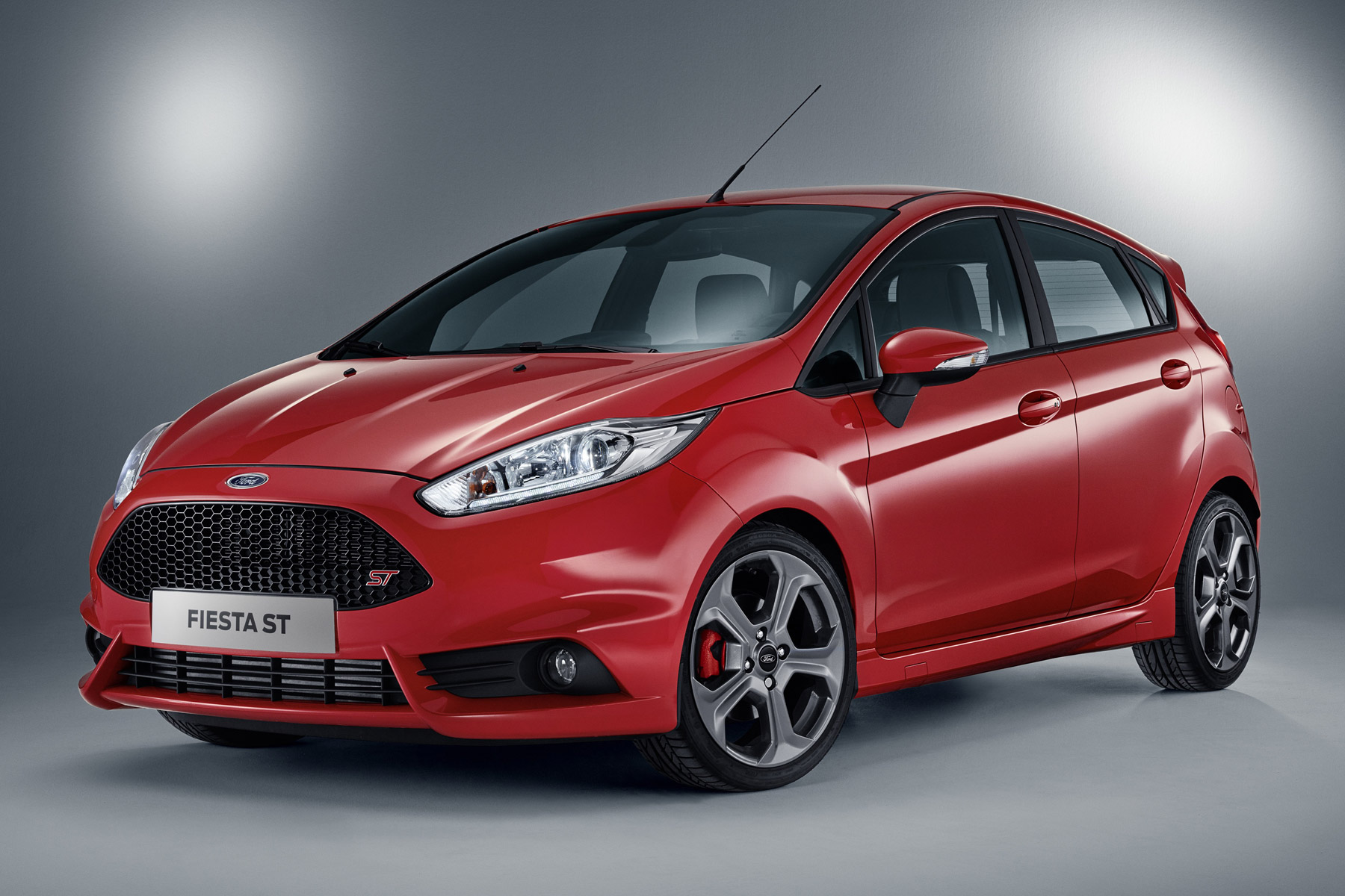 Finally! You can now buy a five-door Fiesta ST