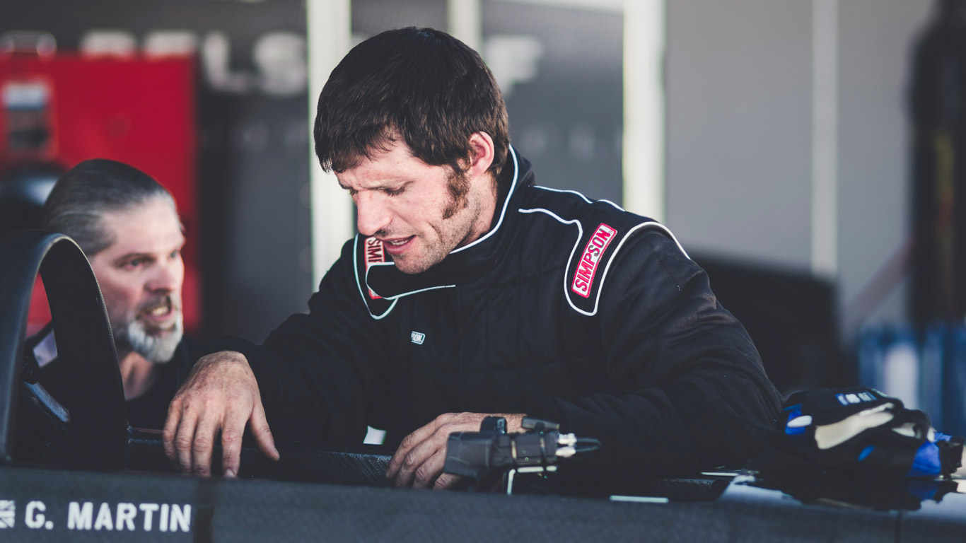 Guy Martin escapes crash during 300mph record run