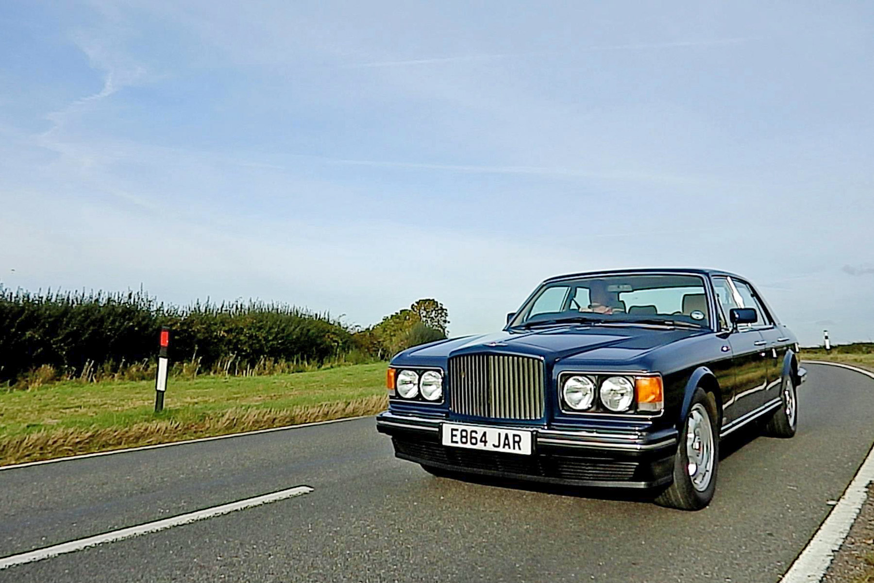 Bentley Turbo R Retro Road Test Motoring Research