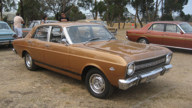 Ford Falcon XR GT 25 Muscle Cars That Arent American