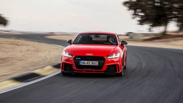 2017 Audi TT RS