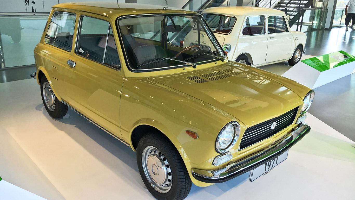 1971 Autobianchi A112