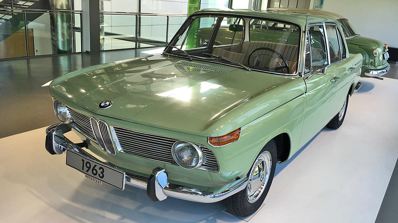 1960s BMW New Class
