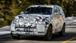 2017 Land Rover Discovery testing